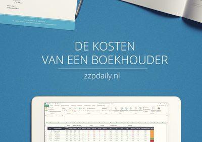 Wat kost een boekhouder of accountant<em>?</em>