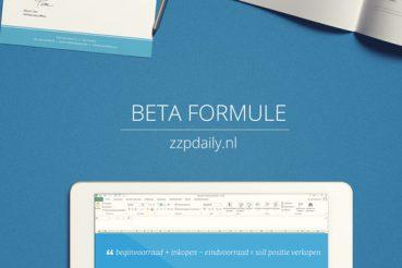 beta formule