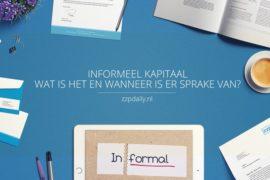 Informeel kapitaal