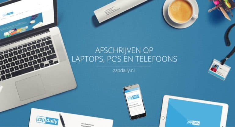 afschrijving laptop