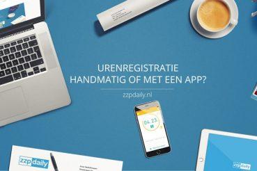 Urenregistratie app
