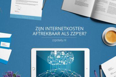 internetkosten aftrekbaar