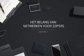 het belang van netwerken