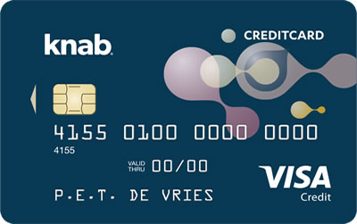 knab zakelijk creditcard
