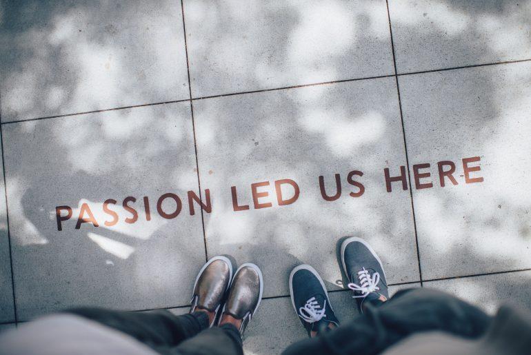 van je passie je werk maken