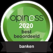 opiness service awards logo